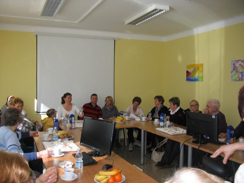 Volilni zbor članov ILCO Gorenjska 2014