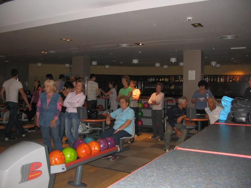 Zaključek bowlinga sezone 13/14