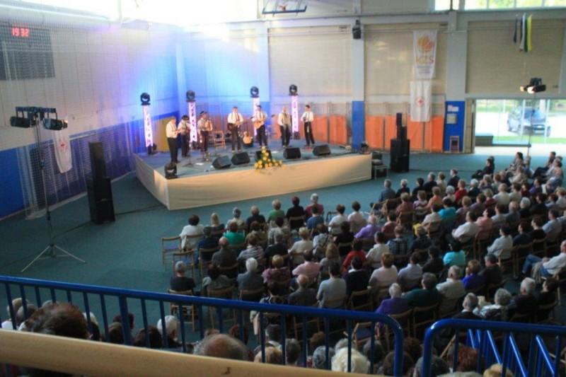 Prifarski muzikantje - dobrodelni koncert
