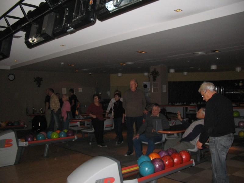 Tekmovanje v Bowlingu