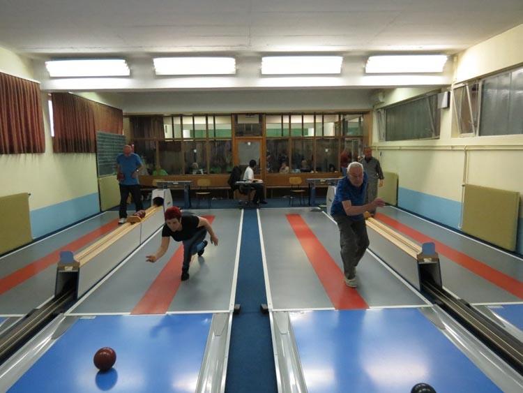 Športne igre Zveze ILCO Slovenija v LJ