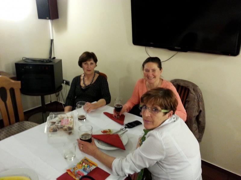 Redni zbor članov 2015 in predstavitev Dansac