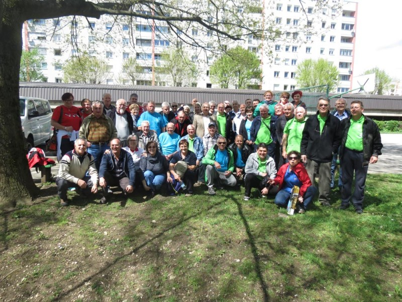 Športne igre Zveze ILCO v Ljubljani