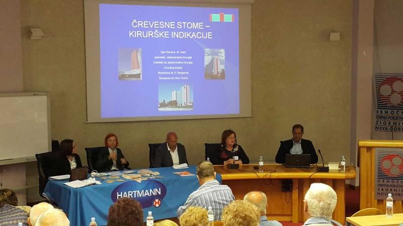 Predstavitev društva ILCO Nova Gorica