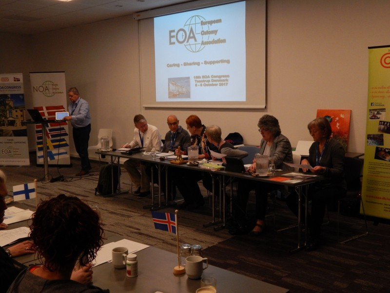 15. EOA kongres