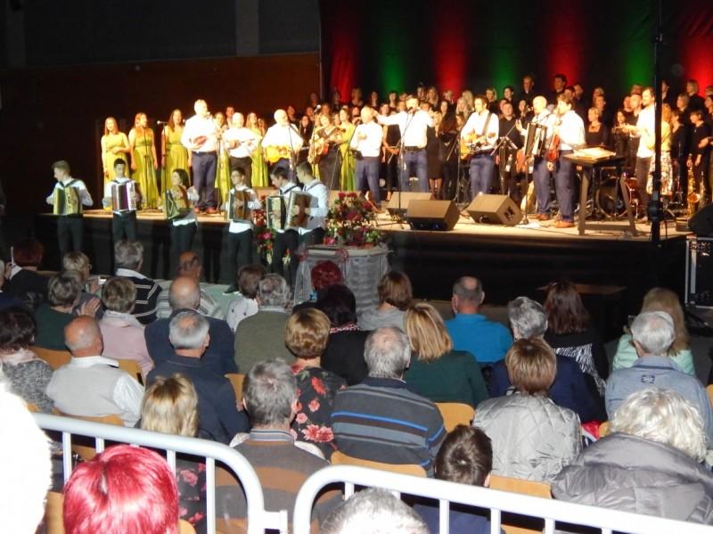 Kulturni koncert 30. obletnice prifarskih muzikantov