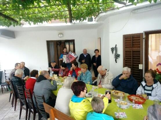 Kopalni dan in predavanje Darje Fišer