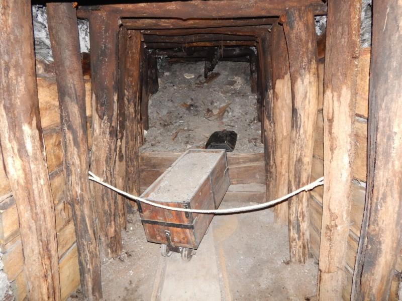 Ogled mestnega muzeja Antonijev rov in topilnice Hg