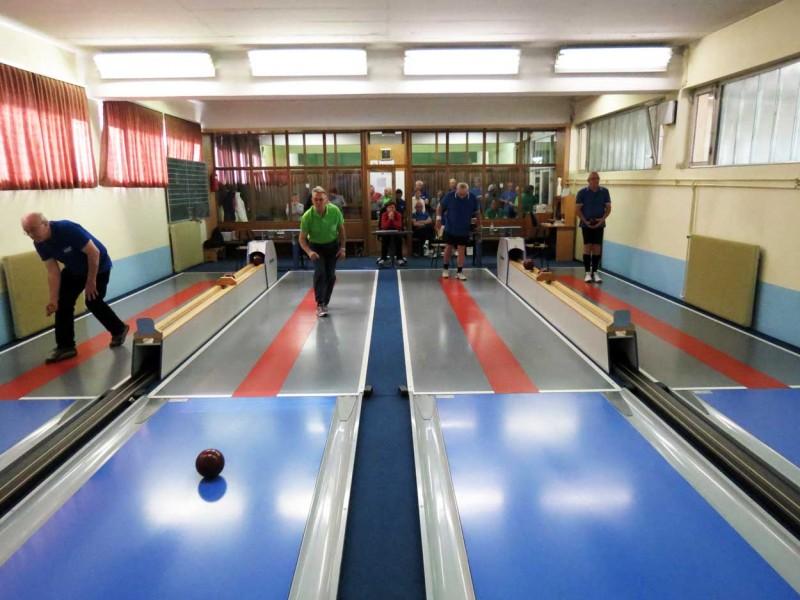 Športne igre zveze invalidskih društev ILCO Slovenije v Ljubljani