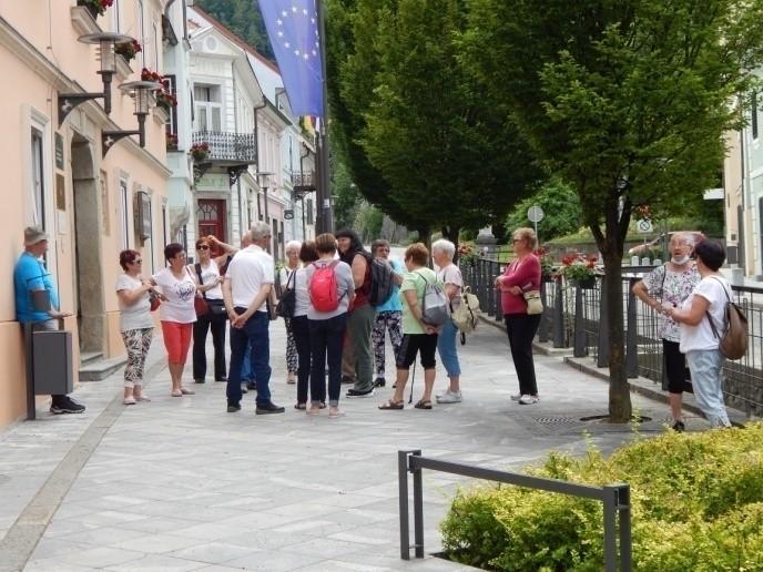 Slovenske Konjice in sprehod med krošnjami na Rogli