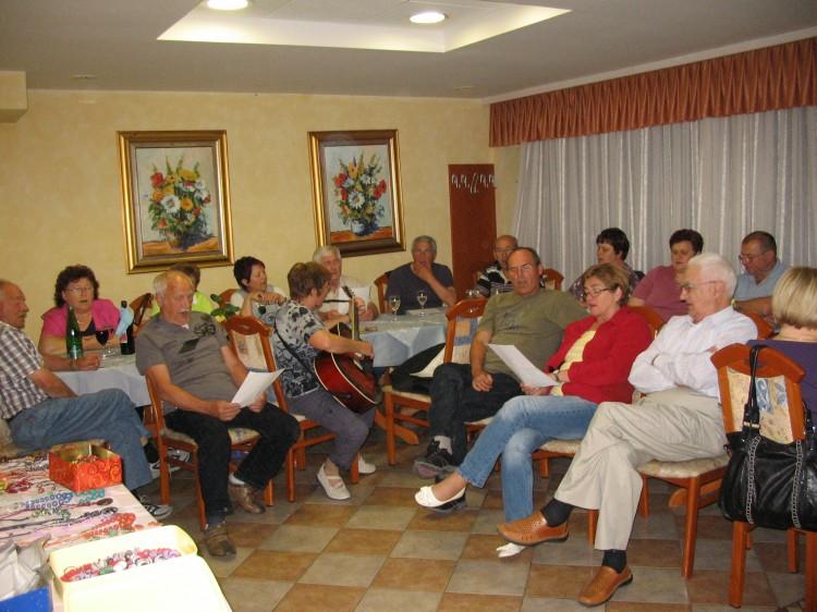 Preprečevanje in blaženje socialne ter psihične posledice invalidnosti, skupina poletje 2013