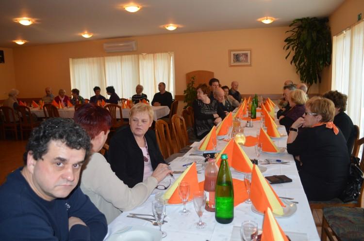 Zbor članov  društva 2013