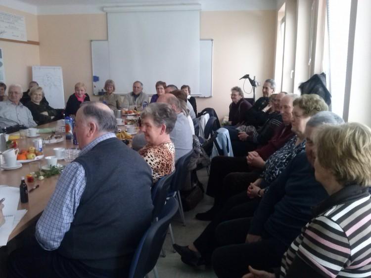 Zbor članov _ marec 2013